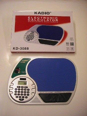 <br><b>muismat met rekenmachine</b>