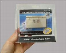<br><b>slimcard voor backup van uw simcard</b>