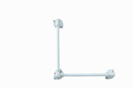 <br><b>Quick Mobile Rail</b>  tweedelig