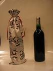 <br><b>Prachtige wijntas voor kerstgeschenkje</b>