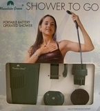 <br><b>Shower to go</b>